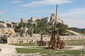location siege auto aix en provence siege engines château des baux de provence monument historique