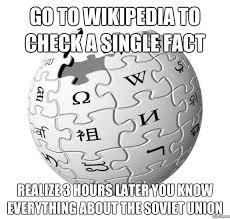 Memes Wikipedia - scumbag wikipedia weknowmemes