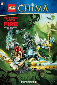 lego legends of chima 6 u201cplaying with fire u201d children u0027s book