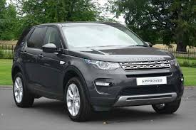 2017 land rover discovery sport green used cars in stock at listers land rover hereford for sale