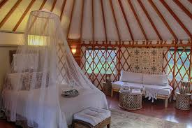 Living In A Yurt by Family Friendly Yurts U0026 Camping Locations Pacific Yurts