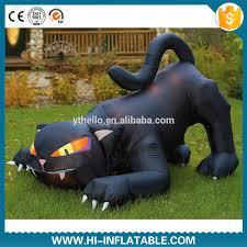halloween inflatable cooler inflatable pumpkin cat inflatable pumpkin cat suppliers and