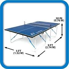 collapsible table tennis table ping pong table dimensions catchy folding table tennis table fold n