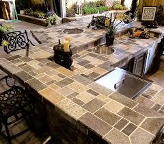 charming design outdoor countertop easy outdoor kitchen ideas stylish design outdoor countertop spelndid outdoor countertop