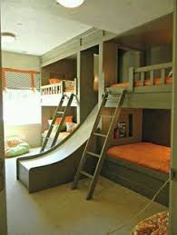 Bunk Beds Built Into Wall Bedroom Built Ins For Search For My Grandkids