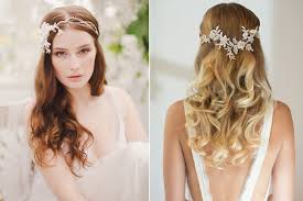 hair accessories wedding 18 stunning wedding hair accessories for brides wearing their hair