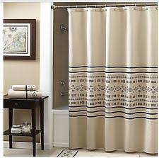 Masculine Shower Curtains Southwestern Shower Curtain Ebay
