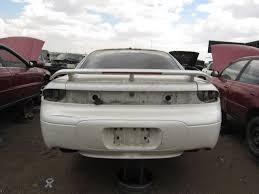 mitsubishi 3000gt 2005 junkyard find 1996 mitsubishi 3000gt the truth about cars