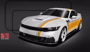 Black Mustang Saleen Saleen Builds A Special Mustang To Celebrate A Championship Win