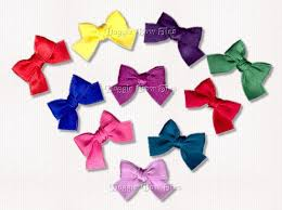 bows for baby dog bows for breeders and baby dogs by doggie bow ties