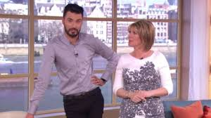 lucy and anna decinque before rylan clark praised by viewers for this morning debut tv u0026 radio