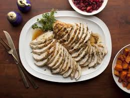 herb roasted turkey breast recipe food network recipe ina