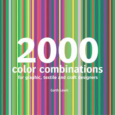 Color Combinations Design 2000 Color Combinations For Graphic Textile And Craft Designers
