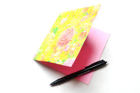 How To Fold A4 Paper Into An Envelope 3 Ways To Make A Birthday Card Wikihow