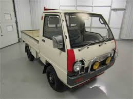mitsubishi mini truck 1989 mitsubishi mini cab pickup for sale classiccars com cc 990239