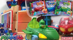 pj masks deluxe toys u2013 luna water ambush family