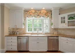 Window Treatments For Kitchen Windows Over Sink Homeprada - Kitchen sink windows
