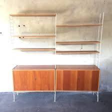 Wall Unit Sybille System Ddr Wall Unit 1960s 65875