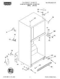 parts for roper rt18dkxfw01 refrigerator appliancepartspros