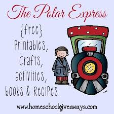 your kids will have a blast with all these polar express