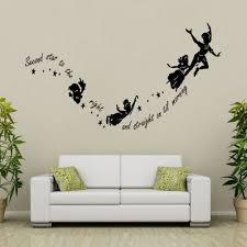 Design Wall Decals Online Online Get Cheap Tinkerbell Wall Decals Aliexpress Com Alibaba