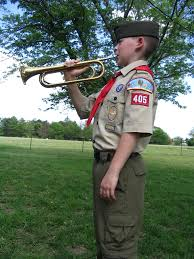 bugles and scouting taps bugler jari villanueva