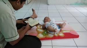 Janin Dibacakan Al Quran Reaksi Bayi Dibacakan Al Qur An Youtube