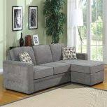 Small Spaces Configurable Sectional Sofa by Small Gray Sectional Sectionals Small Grey Sectional Cheap Small