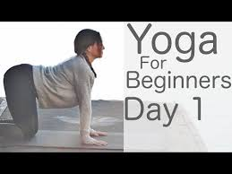 Pin By Brea Lesley On - yoga for beginners 30 day challenge day 1 with lesley fightmaster
