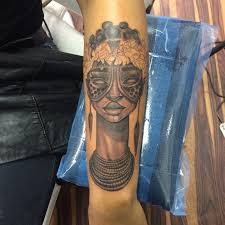 africa tattoos that pay tribute to the mother continent nelson
