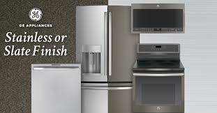 white kitchen cabinets with black slate appliances slate vs stainless steel bray scarff appliance