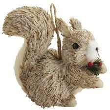 nature s merriment pier 1 squirrel ornament i these