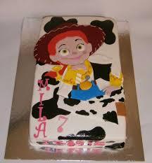 cake jessie toy story cake