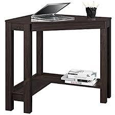 Tms Corner Desk Target Marketing Systems Wood Corner Desk With One