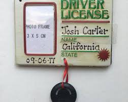 drivers license etsy