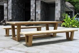 Balinese Dining Table Bali Aga Lifestyle