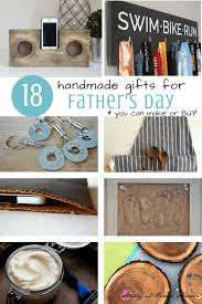 18 handmade father u0027s day gifts sugar spice and glitter