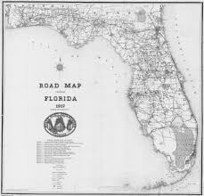 Map Of State Of Florida by Florida Official Transportation Map Archive