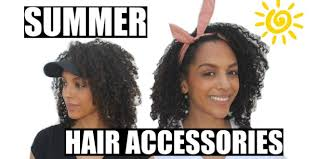summer hair accessories summer hair accessories for curly hair melting pot beauty
