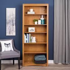 sauder barrister bookcase sauder barrister lane salt oak open bookcase 414726 the home depot