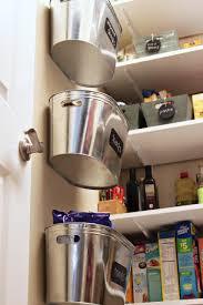 Kitchen Cabinet Bins Hanging Metal Storage Bins