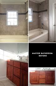 a master bathroom update fresh exchange