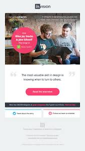 email design inspiration by html email designs email inspire