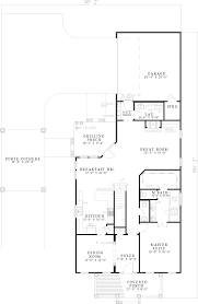 georgian home plans wedgerock georgian style home plan 055d 0668 house plans and more