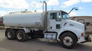 2006 kenworth truck 2006 kenworth t300 water truck u2013 4000 capacity water tank w