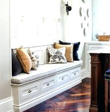 Corner Bench Seating With Storage Kitchen Corner Bench Seating Banquette Seating With Storage