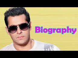 salman khan biography in hindi language salman khan biography youtube