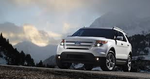 Ford Explorer Ecoboost - the 2011 ford explorer goes green er no v8 front wheel drive