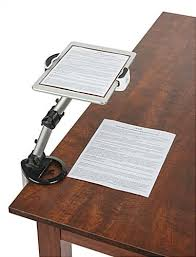 ipad document camera stand smooth glide adjustable fit bracket
