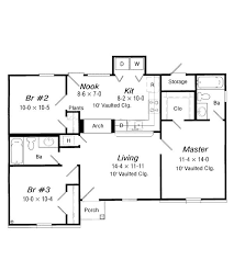 Beach Cabin Plans 259 Best House Plans Images On Pinterest Small House Plans
